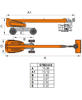 small_Boom Lift Dingli GTBZ43S - dimensions 1