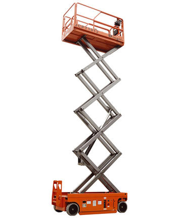 Scissor lift Dingli JCPT1012HD - 1